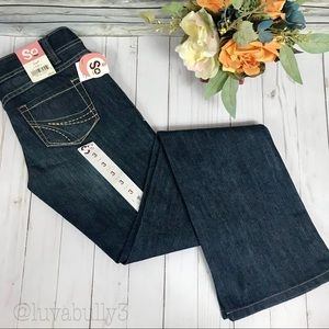 NWT SO Bootcut Jeans, Size 3 (Juniors)